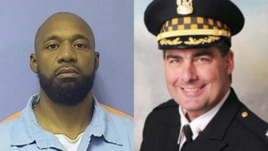 Man convicted of killing Chicago Police Cmdr. sentenced to life in prison