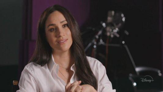 Meghan, Duchess of Sussex, hopes new book 'The Bench' will represent 'any family'