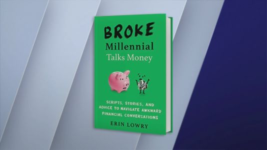 Author of 'Broke Millennial Talks Money' shares tips for talking finances with friends