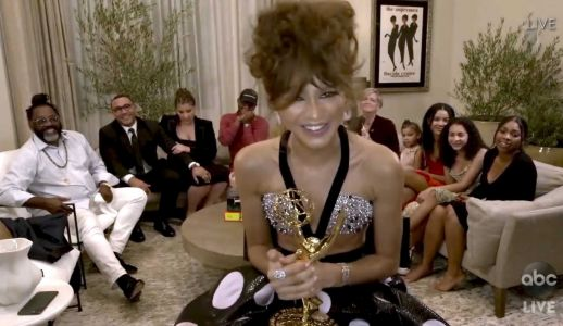 'Schitt's Creek,' 'Succession' and Zendaya have big night during an unconventional Emmy Awards