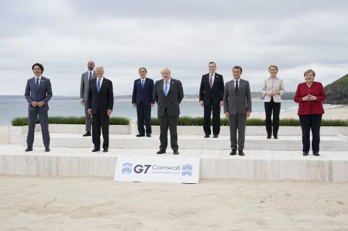 'Standing together': As summit ends, G-7 urged to deliver on vaccines, climate
