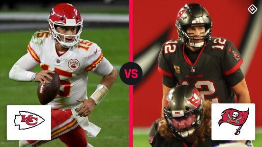 What channel is Chiefs vs. Buccaneers on today? Time, TV schedule for Week 12 NFL game