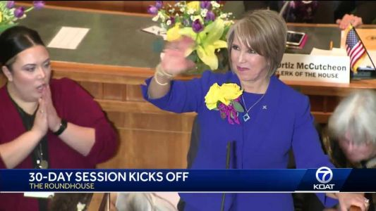 """""""We will keep moving forward,"""" Governor says"""
