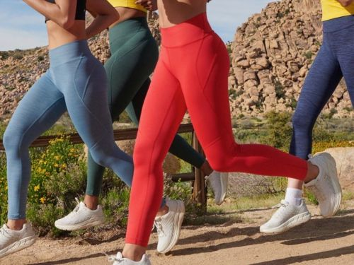 5 women tried Outdoor Voices' new TechSweat leggings - and unanimously agreed that they're some of the best we've ever worn