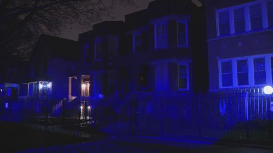 Girl, 11, shot while in bedroom of home on South Side