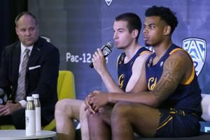 Picked last after losing leading scorer, Cal pushes forward