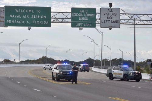 Shooting at Naval Air Station Pensacola; at least 5 taken to hospitals