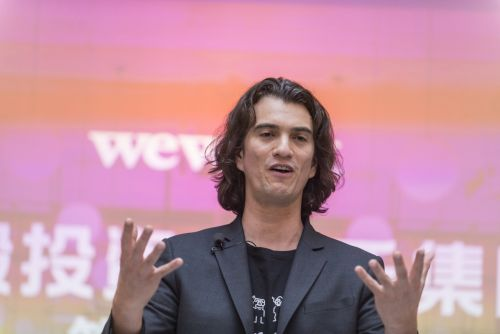Here's why WeWork's $47 billion private valuation could be a key stumbling block for its IPO - and might even derail it completely