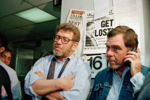 Pete Hamill, legendary Post columnist and author, dead at 85