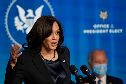 'We cannot yield': Harris says inauguration should take place outside despite security concerns