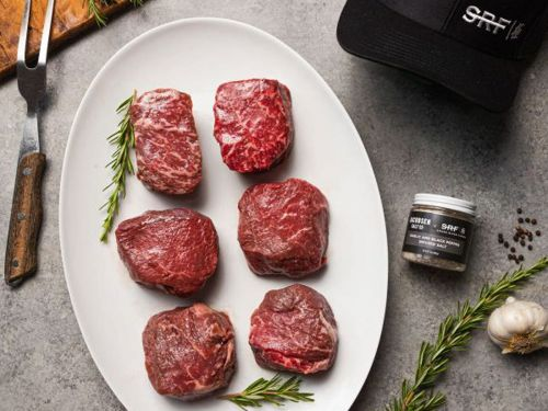 8 protein-packed gifts for meat lovers, including a BBQ subscription, a box of wild game sausages, and a surprisingly meaty plant-based burger