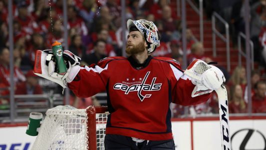 NHL playoffs 2019: Braden Holtby talks Capitals' statement win