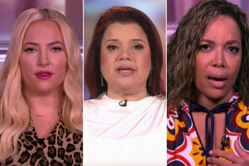 """Meghan McCain Spars With Co-Hosts Over Gun Rights on 'The View': """"I Never Want to Be Lectured by People Who Don't Own Guns"""""""