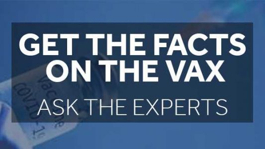 Get the Facts on the Vax: Submit your vaccine questions for a doctor