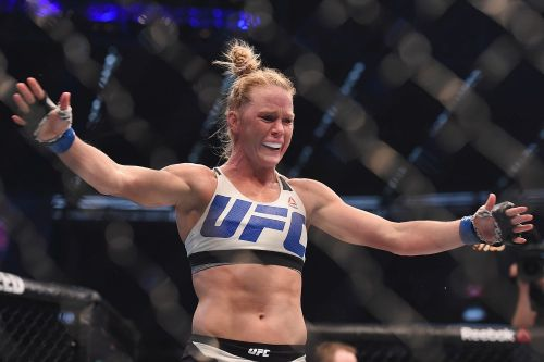 UFC on ESPN 16 headliner Holly Holm wants to 'retire with the title'