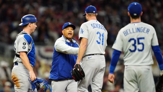 Dodgers on brink of elimination because circle of pitching trust has become too small