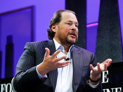Salesforce is buying workplace messaging app Slack for $27.7 billion in its biggest deal ever