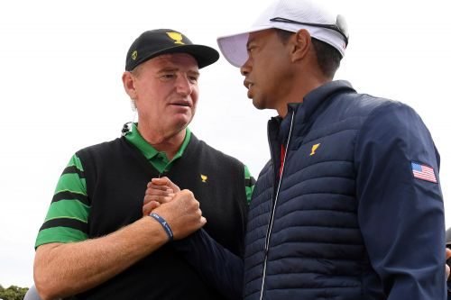 Ernie Els: Tiger Woods crushed our Presidents Cup dream