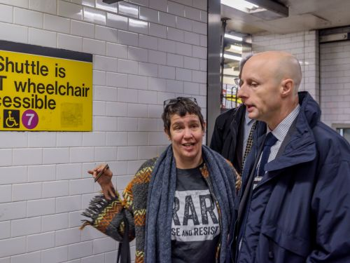 The 'train daddy' hired to fix New York City's crumbling subway system has resigned after two years on the job following struggles with the governor