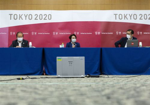 Top medical adviser says 'no fans' would be safest for Tokyo Olympics