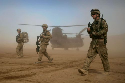 Opinion | The U.S. Still Has Leverage In Afghanistan. Here's How to Keep It