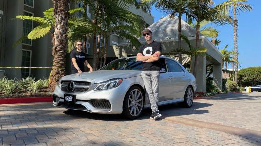3 men claim 'Cannonball Run' record, driving coast to coast in 27 hours, 25 minutes