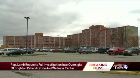 Rep. Conor Lamb requests full investigation into oversight of Brighton Rehab in Beaver County