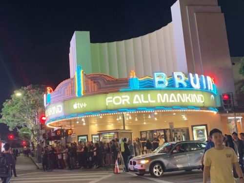 Apple hosts Hollywood premiere for 60s space drama 'For All Mankind'