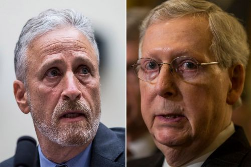 Jon Stewart rips McConnell over no compassion for 9/11 responders