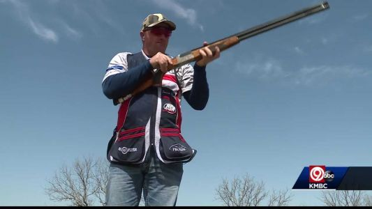 Paola's Derrick Mein hopes to lead Team USA to gold medal in trap shooting