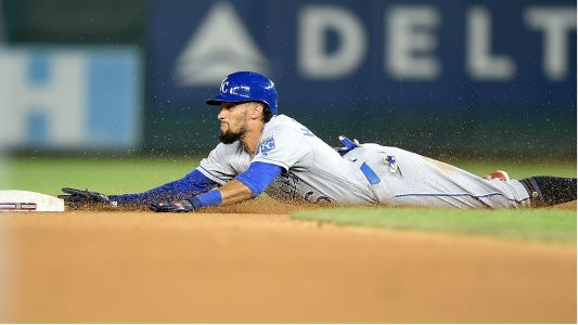 Braves claim speedster Billy Hamilton off waivers after Ender Inciarte's injury