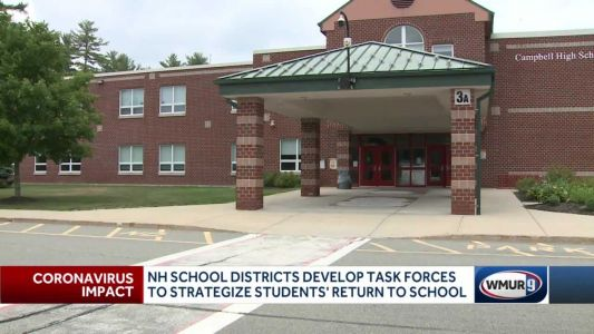 As Trump threatens funding cuts, NH school officials say reopening decisions will be made locally
