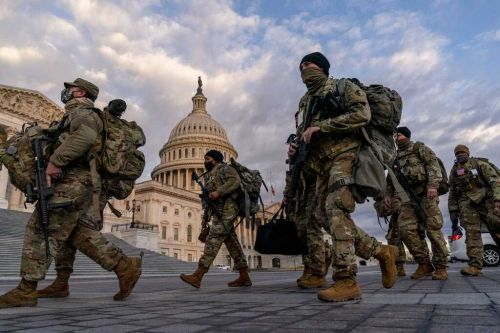 2 Guard members removed from Biden inauguration due to fringe militia group ties, official says