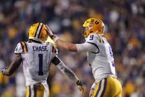 Top 25: LSU finishes season No. 1, Ohio St, Tigers, OU next