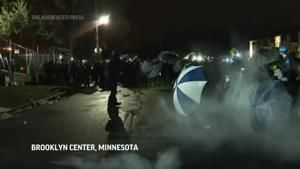 Protests in Minnesota as former officer is charged