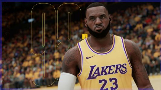 'NBA 2K21' ratings: LeBron James tops list of best NBA players in 2020 release