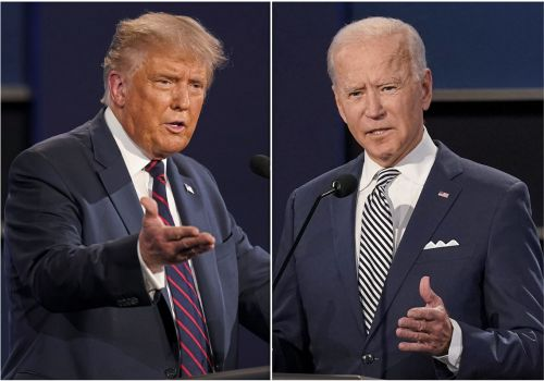Watch Live: Biden, Trump in final 2020 presidential debate