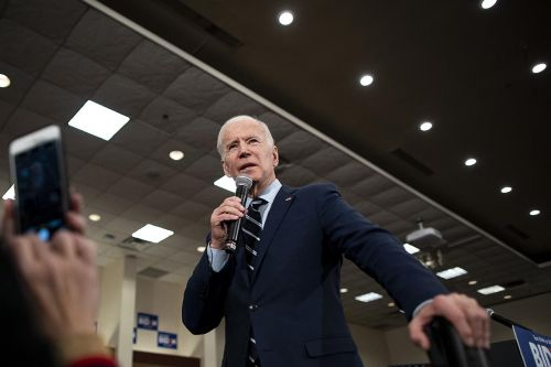 Why Biden's rivals can't break his lock on black voters