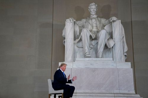 Trump wants a park for statues of 'American heroes.' Just how might that work?