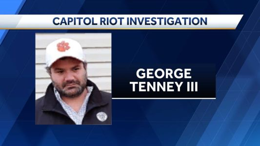 Upstate man charged in Capitol riot, according to DOJ
