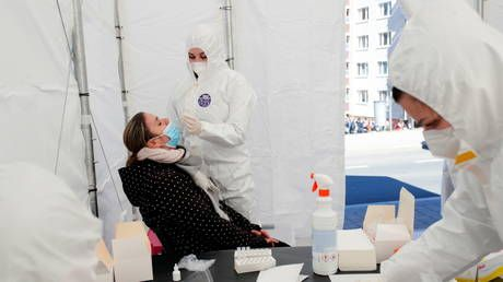 Nearly 200 people in two German tower blocks quarantined after confirmed local case of Indian Covid-19 strain
