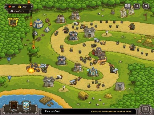 Test your strategy with the best tower defense games for iPhone and iPad