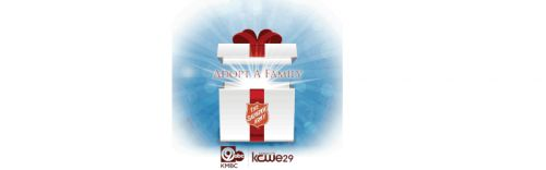Adopt-A-Family Drive for the Holidays