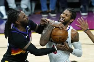 Embrace the silence: Suns push for another win without Paul