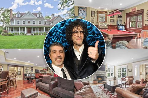 Howard Stern producer Gary Dell'Abate selling $3.2M Greenwich mansion