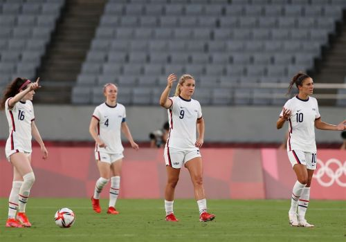 USWNT hammered by Sweden in Olympics opener
