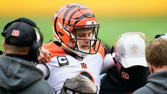 Joe Burrow injury update: Bengals quarterback carted off with gruesome knee injury
