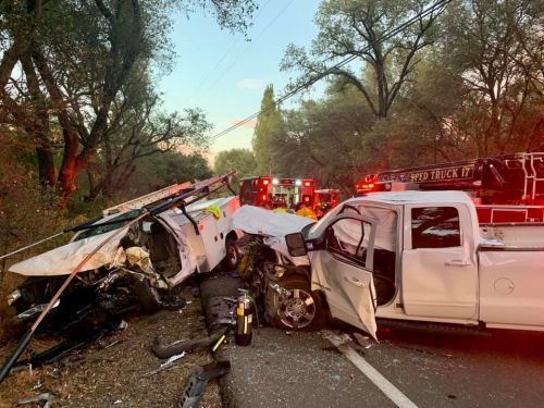 2 injured in Placer County crash, officials say