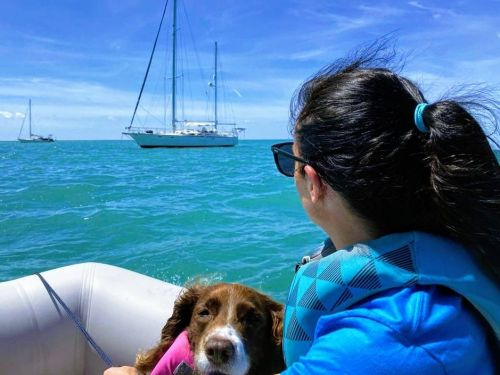 I moved from Maine to Florida to work from home from a sailboat in 2016. Here's why it was the best decision I ever made