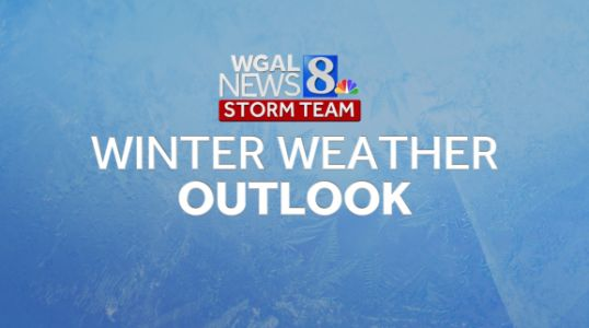 WGAL's Winter Weather Outlook